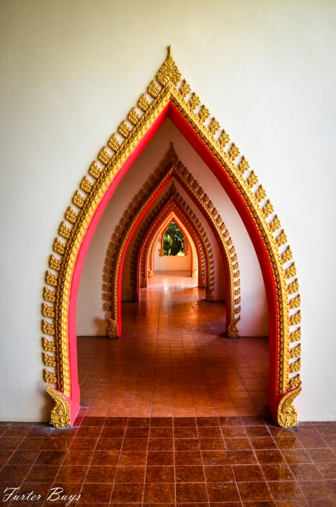 A doorway within a doorway within a doorway!